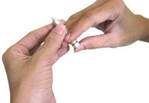 Cách lắp lưỡi dao cắt decal máy TQ