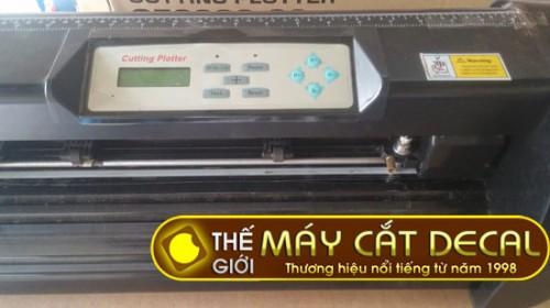 Máy cắt decal cũ giá rẻ Rabbit HX630 cần bán