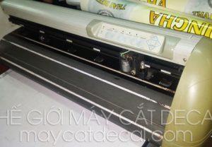Máy cắt decal Đài Loan Bobcat cũ giá rẻ