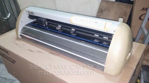 máy cắt chữ vi tính GCC Đài Loan nhãn Bobcat cũ