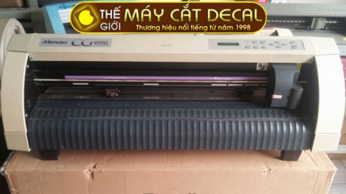 máy cắt chữ decal Mimaki CG-60SL cũ 94%