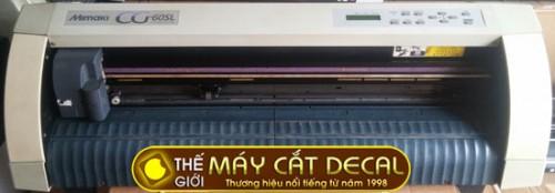 Máy cắt decal Mimaki CG-60SL cũ đã qua sử dụng