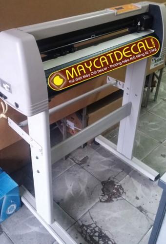 Bán máy cắt decal Refine MH721 cũ còn bảo hành