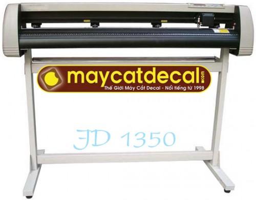 Máy cắt decal cũ khổ lớn 1,2m JD1350 giá rẻ