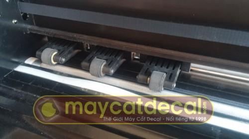 Máy cắt chữ cũ Rabbit HX630 thanh lý