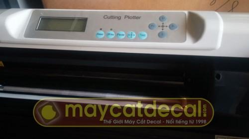 Thanh lý máy cắt chữ còn bảo hành 9 tháng Rabbit HX630