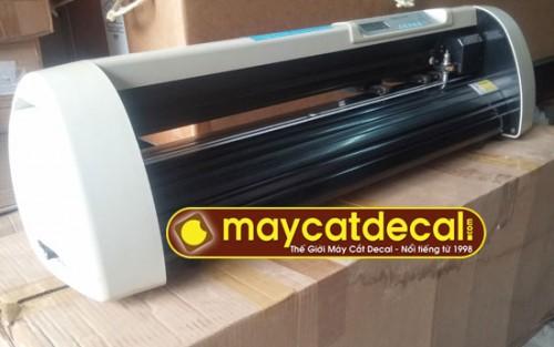 Bán Máy cắt chữ decal cũ Rabbit HX630