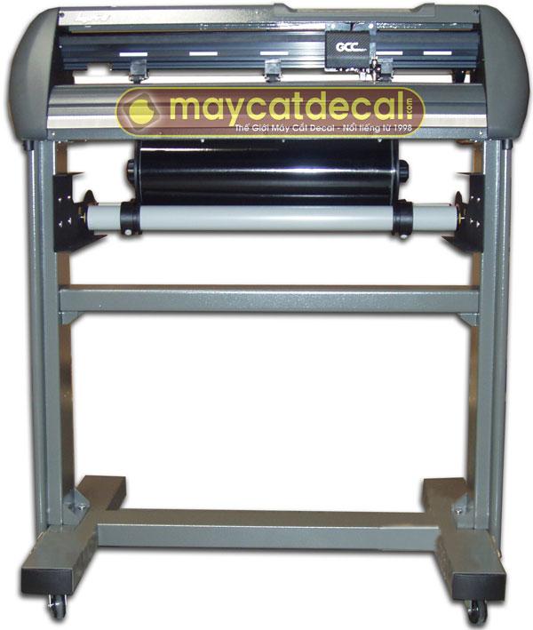 Máy cắt decal cũ của Đài Loan GCC Bengal