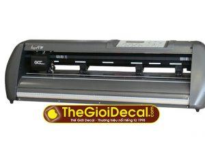 Máy cắt chữ decal cũ Đài Loan GCC Jaguar II