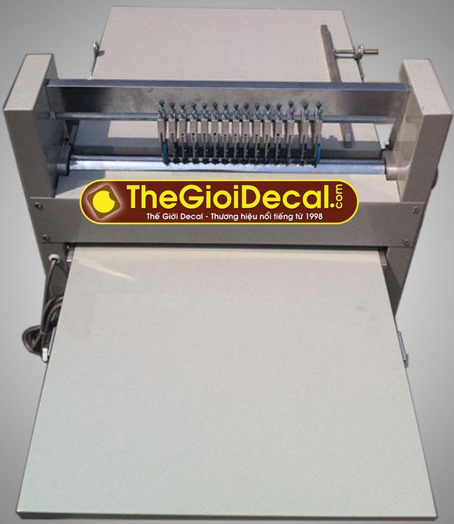 Thanh lý máy rọc giấy, cắt decal tự động